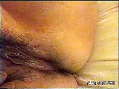 Indian Older lady Shows and Sucks