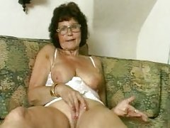 Granny in Goggles Dildoes