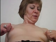 Priceless Nipps on Small Whoppers Aged in Nylons Copulates