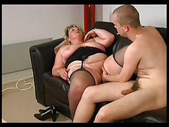 Blond Older BBW Can't live without Juvenile Schlong