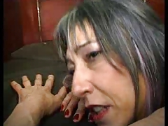Older devotion difficult fuc ANAL 6..French Mamma wet crack with piercing