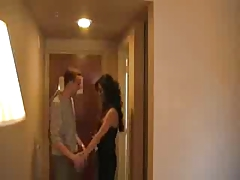 mamma Welcomes not her Step-Son