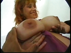 Breasty pregnant mommy dp fuck