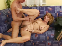 Mature Female fuck Youthful Teen