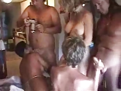 Older Swingers Fuckfest in Florida