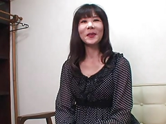 52yr former Granny Yoshiko Saito Can't live without Creampies (Uncensored)