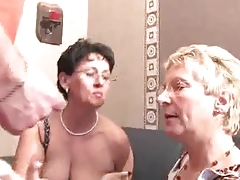 Faction sex with grannies - 3