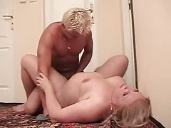 Russian Mama And not her son 04