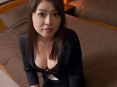 Cutie and erect me cum a committed female concierge