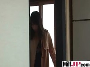 Whore Lascivious Japanese Milf Receive Hardcore Nailed vid-23